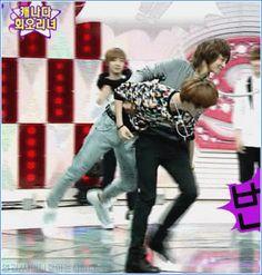 Taemin: Um Hyung where are we going? Minho: TO THE LOVENEST!!!!
