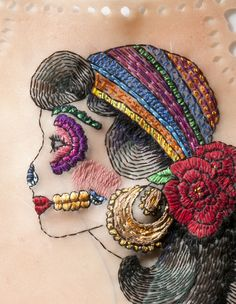 NeedleWork/NeedlePlay: Artist Feature: Haeli Van Veen