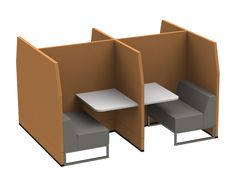 bricks wall cubicle modular Palau