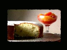 Giada De Laurentiis' Almond Citrus Olive Oil Cake from Food Network. Add an orange or lemon frosting and it's perfect.