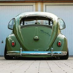 Volkswagen – One Stop Classic Car News & Tips Vw Classic, Best Classic Cars, Car Volkswagen, Vw Cars, Volkswagen Beetle Vintage, Vw Camper, Jetta Vw, Vw Rat Rod, Vw Vintage