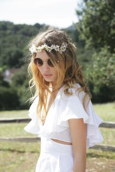 summer...hippie style. I love everything about this!