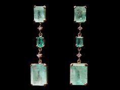 Big, small, biggest! Oorbellen. Earrings #Oorbellen #Earrings #Juwelen #Jewelry #LillyZeligman.com www.lillyzeligman.com