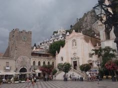 Taormina - I loved this place and would like to explore more of Sicily one day...