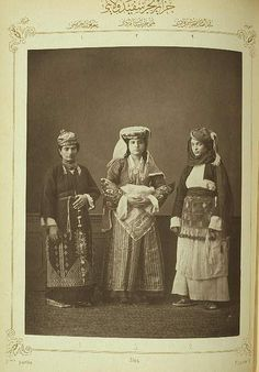 Yorouk woman from Biga Christian woman from Chios Christian woman from Lemnos Ottoman clothing - Wikipedia, the free encyclopedia Greece Costume, Greece People, Chios Greece, Crete, Greek Traditional Dress, Greek Dress, Thasos, Greece Pictures, Old Greek