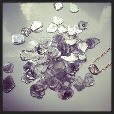 Diamond slice | Vale Jewelry