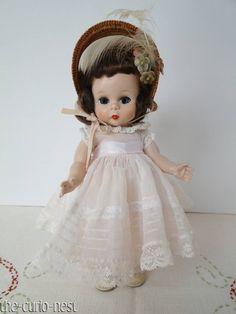 Beautiful Vintage 1953 Madame Alexander Alexander Kins Little Southern Girl SLNW | eBay