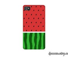 iPhone 4s Case IPHONE 4 CASE WATERMELON Fruit by DecCase on Etsy