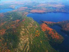 Huron Mountains Canada