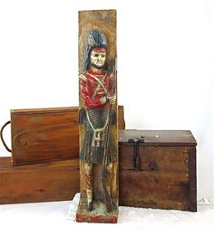 Carved Wood Scottish Royal Guard / Vintage Wall Hanging / The Broadway Treasures from Europe