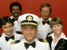 The Love Boat, enjoyed it until that Vicky girl showed up!