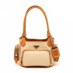 LXRandCo guarantees this is an authentic vintage Prada shoulder bag  shoulder bag. edd911116e7c8