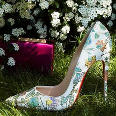 """60k Likes, 270 Comments - Christian Louboutin (@louboutinworld) on Instagram: """"Look what turned up at the #LouboutinWorld Easter egg hunt! 🐰"""""""