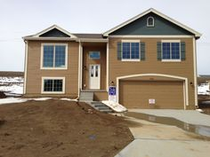Brand new Celebrity Home for sale in Cottonwood Creek, Omaha NE! 5820 S 191st Terrace. Millard Schools   www.Vistaes.info Over 1600 sq ft! Ready in 60 days. Includes finished basement, gas fireplace, blinds, all appliances, garage door opener, curb grind, full sod & a free tree in the front yard. Call Monica Lang for details. 402-689-3315 Monica has represented Celebrity Homes for over 15 years.