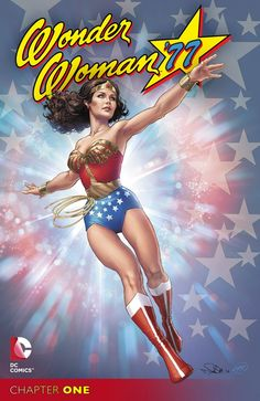 Wonder Woman '77: An Interview with Writer Marc Andreyko | DC Comics
