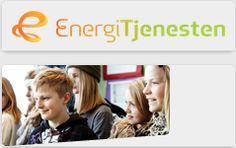 Energitjenesten tilbyder undervisningsmateriale og -forløb om at spare på strømmen, bæredygtig el-produktion, energi og klima politik med videre.