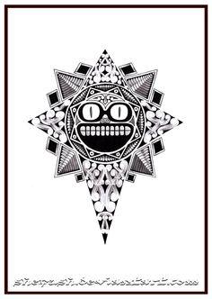 maori art   Maori Sun By Shepush On Deviantart - Free Download Tattoo #22971 Maori ...