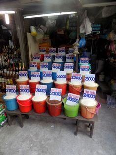 Photo by: Justyna Kościńska Wybór ryżu na targu, Ho Chi Minh City #konkurs #cspa #blizejazji #vietnam #asia #hochiminh
