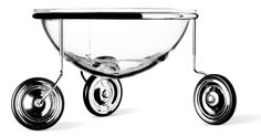 Fruit Bowl on Wheels – Philip Johnson Glass House Online Store