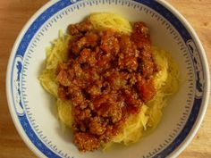 paleo Spaghetti sauce