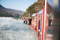산정호수 썰매 축제 Special Journey sjzine #산정호수썰매축제