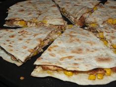 Quesadilla, Bon Appetit, Bread, Homemade, Cooking, Fitness, Food, Mascarpone, Kitchen