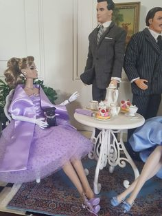 The One Sixth Scale Dollhouse The One, Collection, Cafes, Dioramas