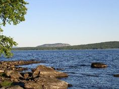 Spencer Bay Campground, Moosehead Lake