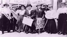 Women's Suffragists.