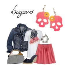 #Bugieitalia #Bugie #Outfit #Emera #macrame #Jeans