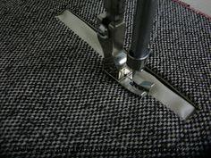De costuras y otras cosas: BOLSILLO SENCILLO CON VISTA SIMPLE Sewing Tutorials, Sewing Patterns, Sewing Pockets, Collars, Leather, Closet, Diy, Design, Modeling
