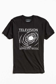 29f051f73351a4 Television Marquee Moon Tee Moon Shirt
