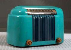 1946 Bendix 526B Bakelite Radio