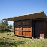 False Bay Writer's Cabin by Olson Kundig Architects | InteriorHolic.com