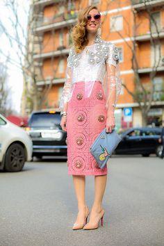 Street style Skirt <3