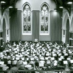 Gurrelieder Rehearsal, EIF 1983