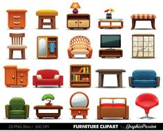 99 Best Doll House Images Art Furniture Clip Art Furniture