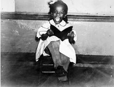 joyful reader, louisville, kentucky. february 19, 1936.  Go look at @Carolyn_Martin boards, she finds wonderful images!