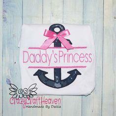 U.s. navy shirt Baby anchor shirt Baby Sailor by CrazyCraftHeaven