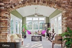 Sunroom, Porch & Patio Pictures - Photo Gallery | Schumacher Homes