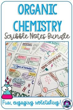 27 Best CHEMISTRY NOTES images in 2018   Chemistry notes, Chemistry