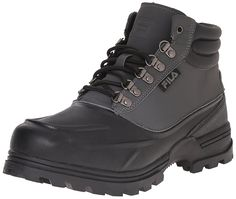 Fila Men's Weathertec Hiking Boot >>> Check out the image by visiting the link.