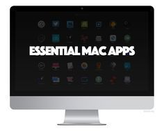 The 2015 collection of the best Mac apps and utilities that will let you do more with your Mac. The apps in the list are mostly free and compatible with Yosemite, the most recent edition of Mac OS.