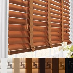 venetian timber blinds antique - Google Search