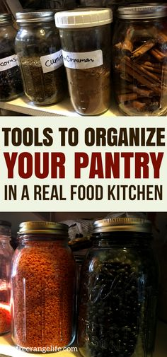 These clever kitchen pantry organization hacks will save your food from the deadline. Get some ideas for your pantry closet organization here. Pantry Storage, Pantry Organization, Food Storage, Storage Ideas, Organizing Tips, Kitchen Storage, Prepper Food, Survival Food, How To Store Tomatoes