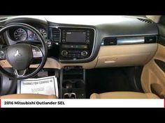 2016 Mitsubishi Outlander DeLand Daytona Orlando GZ018006
