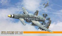 Skies of '46 by *Arcas-Art on deviantART