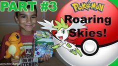 VIDEO: #Pokemon Roaring Skies Booster Box Part 3!   WATCH: https://youtu.be/W0Ppvn4jjcM   #PokemonTCG #PokemonCards #PrayForPulls #PokemonTrainer #PokemonCommunity