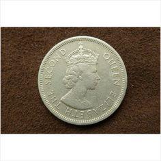 1960 Elisabeth II Hong Kong 1 Dollar on eBid United Kingdom
