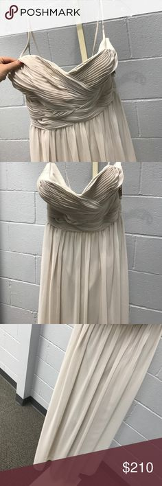 Special occasion or bridesmaid dress style #904 Size 12 in pearl Dresses Wedding